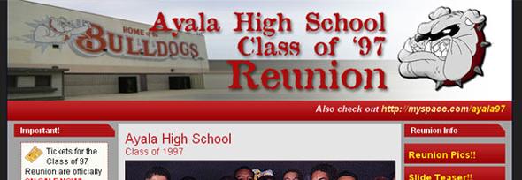 Ayala Class of 1997 Reunion