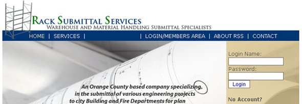 Rack Submittal Services, Inc.